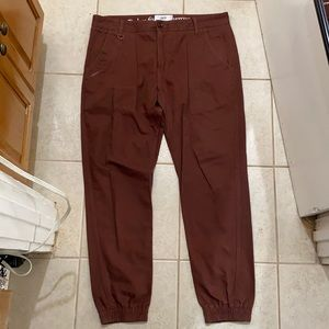 Publish Brown Jogger Pants
